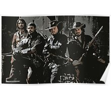 Musketeers 2 Poster