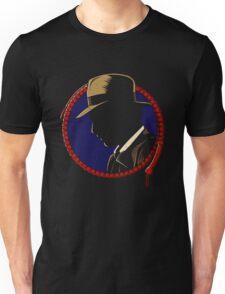 Indiana Jones - Profil Unisex T-Shirt