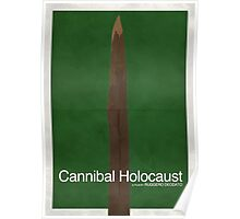 Cannibal Holocaust - Minimal Poster Poster