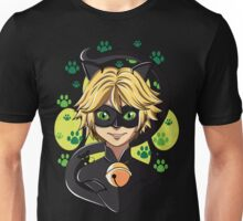 CHAT NOIR Unisex T-Shirt