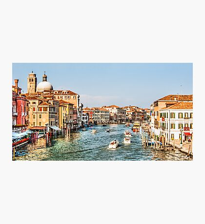 Venetian Canals Photographic Print