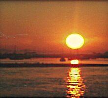 SUNSET WERRIBEE by DMEIERS