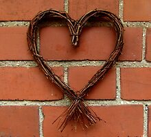 Twig Heart by Fay Freshwater