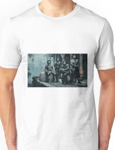 Musketeers Blue Unisex T-Shirt