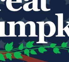 Great Pumpkin - 2016 Sticker