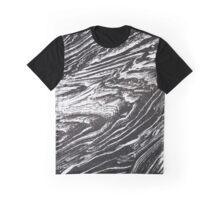 Sand noise Graphic T-Shirt
