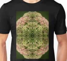 Green Flower Buds Unisex T-Shirt