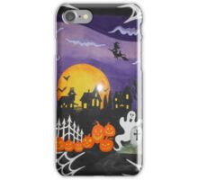 On All Hallow's Eve iPhone Case/Skin