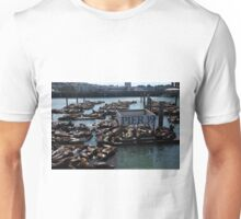 Pier 39 San Francisco Bay Unisex T-Shirt