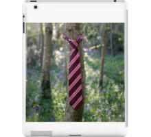 Silk Tie. iPad Case/Skin