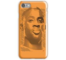 World Cup Edition - Yaya Toure / Ivory Coast iPhone Case/Skin