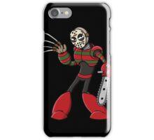 Slasher Man iPhone Case/Skin