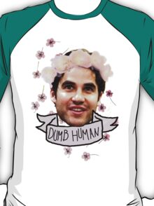 Darren Criss Flower Crown T-Shirt