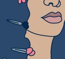 Solange Don't Touch My Hair Sticker