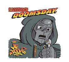 MF DOOM - Operation DOOMsday by martdude