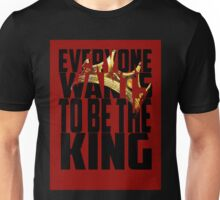 King Crown - Luke Cage Unisex T-Shirt