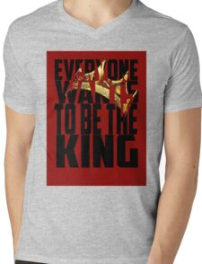 King Crown - Luke Cage Mens V-Neck T-Shirt