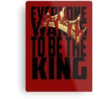 King Crown - Luke Cage Metal Print