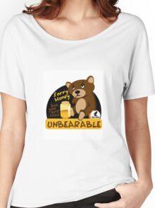 Unbearable Honey Pun Women's Relaxed Fit T-Shirt