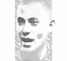 World Cup Edition - Clint Dempsey / USA by Milan Vuckovic