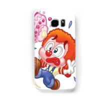 HeinyR- Clown Tripping Over Samsung Galaxy Case/Skin