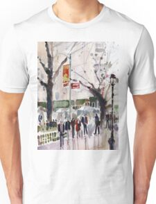 Madison Square Park, New York City Unisex T-Shirt