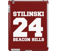 Stilinski 24 iPad Case/Skin