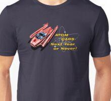 Atom Cars retro Unisex T-Shirt
