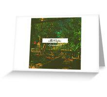SkiCops // Season III Greeting Card