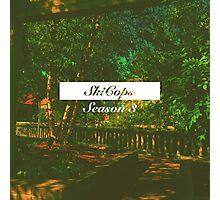 SkiCops // Season III Photographic Print