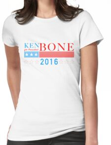 Ken Bone For President Womens Fitted T-Shirt