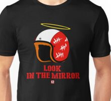 Driver, look in the mirror Unisex T-Shirt