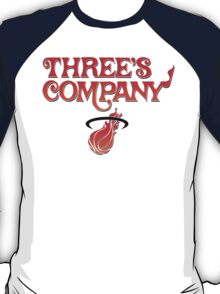 Three's Company T-Shirt