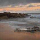 Koonya Beach by Jim Worrall