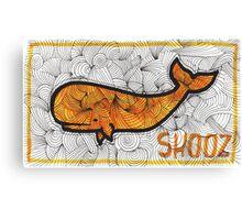 SHOOZ Canvas Print