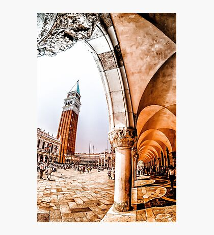Piazza San Marco Photographic Print