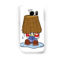 HeinyR- Clown Bucket Head Samsung Galaxy Case/Skin