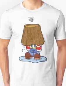 HeinyR- Clown Bucket Head Unisex T-Shirt
