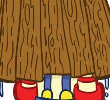 HeinyR- Clown Bucket Head Sticker