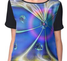 Attracting Forces Chiffon Top