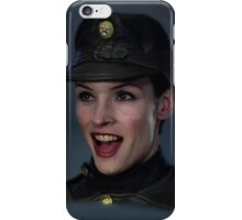Famke Janssen - Sexy Onatopp Goldeneye / James Bond 007 iPhone Case/Skin