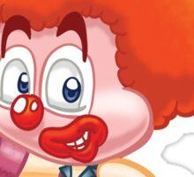HeinyR- Disco Clown Sticker
