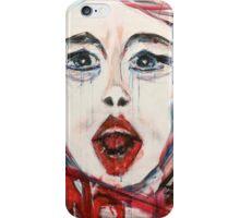NO, Simply NO iPhone Case/Skin