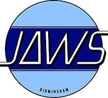 JAWS Blue logo by amoscabrera