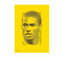 World Cup Edition - Antonio Valencia / Ecuador Art Print
