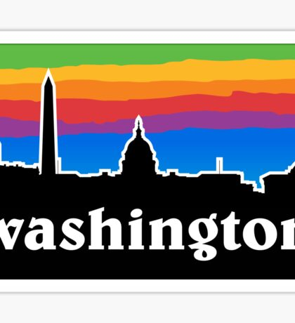Washington, D.C. Sticker