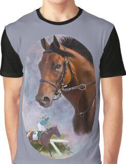 American Pharoah, Triple Crown Winner Graphic T-Shirt