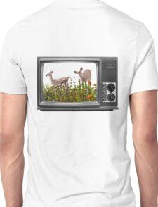 deerest television Unisex T-Shirt