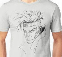 Gambit of the X-men Unisex T-Shirt