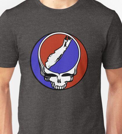 Long Island Dead Head Unisex T-Shirt